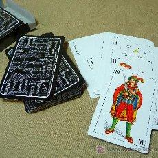 Barajas de cartas: 50 NAIPES, BARAJAS, NAIPE ESPAÑOL, PUBLICIDAD LEGENDARIO, RON. Lote 21225034