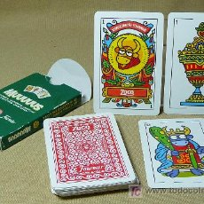 Barajas de cartas - BARAJAS FOURNIER, KUKUXUMUSU, 40 NAIPES, ZOCO, PACHARAN NAVARRO - 21224803