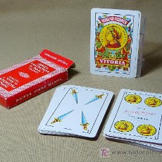Barajas de cartas: 50 NAIPES, BARAJAS, FOURNIER, NAIPE ESPAÑOL, OPTICA VALENCIANA, 1962. Lote 21224982
