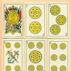 Barajas de cartas: BARAJA ESPAÑOLA DE LUIS GUARRO. Lote 21534713