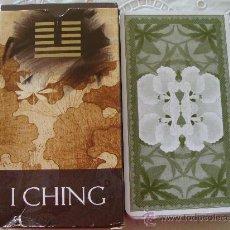 Barajas de cartas: BARAJA DEL ORÁCULOS. ORÁCULO / TAROT I CHING. CHINO / CHINÉS. AÑO 2002. GRAN FORMATO ORBIS. . Lote 21720033