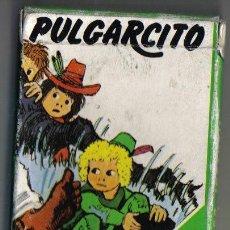 Barajas de cartas: BARAJA INFANTIL PULGARCITO 1981 FOURNIER, . Lote 26773700