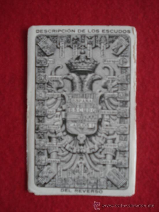 Barajas de cartas: NAIPE HISTORICO IBERO AMERICANO.BARAJA CONMEMORATIVA DEL DESCUBRIMIENTO Y COLONIZACION DE AMERICA - Foto 5 - 27456731
