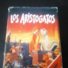 Barajas de cartas: BARAJA DE CARTAS, 33 NAIPES, LOS ARISTOGATOS, FOURNIER, DISNEY . Lote 35680787