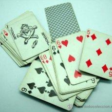 Barajas de cartas: BARAJA PÓKER FRANCESA AÑOS 70 COMPLETA SIN CAJA. Lote 22347139