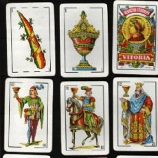 Barajas de cartas: BARAJA NAIPES 48 CARTAS HERACLIO FOURNIER VITORIA. Lote 22353310