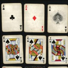 Barajas de cartas: BARAJA NAIPES 52 CARTAS CON CAJA SINGAPORE AIRLINES – PLAYING CARDS. Lote 22353880