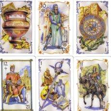 Barajas de cartas: BARAJA ESPAÑOLA HISTORICA DE CIUDAD REAL-FOURNIER-AÑO 2005. Lote 50377684