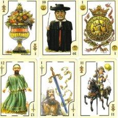 Baralhos de cartas: BARAJA ESPAÑOLA FIESTAS DE BURGOS-AÑO 2005. Lote 116491071