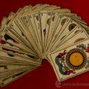 Barajas de cartas: BARAJA B.P. GRIMAUD, PARIS , CLASICA ESPAÑOLA, COMPLETA, 48 NAIPES, VER FOTOS ADICIONALES. Lote 24663132