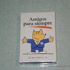 Barajas de cartas: BARAJA INFANTIL COBI , HERACLIO FOURNIER 1988 . NUEVA SIN DESPRECINTAR .. Lote 26755176