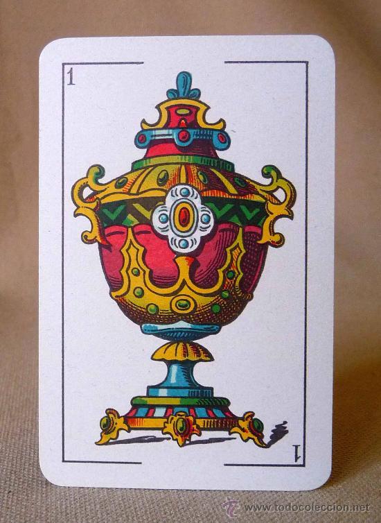 Barajas de cartas: BARAJA, NAIPES, ESPAÑOLA, SIMEON DURA, EL CID, Nº 25 CLASE ESPECIAL, TIMBRE DE 1,25 PESETAS, UNICA - Foto 10 - 23296640