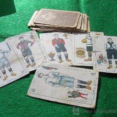 Barajas de cartas - BARAJA NAIPE CROMO FUTBOL CHOCOLATE VER LOTECITO - 23136849