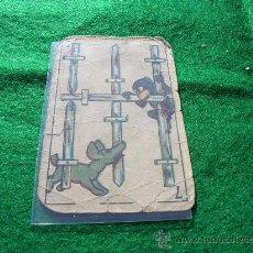 Barajas de cartas: BARAJA NAIPE CROMO CHOCOLATE DUCLES BOFARULL VER FOTOS. Lote 22935690