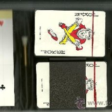 Barajas de cartas: ESTUCHE DE BARAJAS DE PÓKER.. Lote 27142049