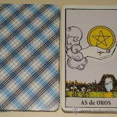 Barajas de cartas: BARAJA DE TAROT. 55/ 56 NAIPES. SIN ARCANOS MAYORES. AÑO 1971. MARCA U.S. GAMES.. Lote 23268934