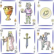 Barajas de cartas: BARAJA ESPAÑOLA DE NORVAS-AÑO 2000. Lote 137850917
