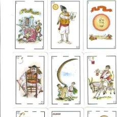 Jeux de cartes: BARAJA ESPAÑOLA DE MURCIA.-FOURNIER-AÑO 1990. Lote 50377666