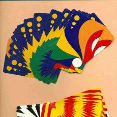 Barajas de cartas: BARAJA DE ABANICOS MÁGICOS DE FOURNIER. MAGIA.. Lote 23641975