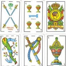 Barajas de cartas: BARAJA ESPAÑOLA DE MONTPER-AÑO 1980. Lote 85232214