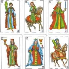 Barajas de cartas: BARAJA ESPAÑOLA FEMENINA-AÑO 2008. Lote 109188226