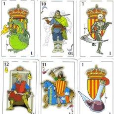 Barajas de cartas: BARAJA ESPAÑOLA CARTES CATALANES-AÑO 2007. Lote 26453567