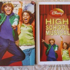 Barajas de cartas: BARAJA DE CARTAS INFANTIL. FOURNIER. HIGH SCHOOL MUSICAL. DISNEY CHANNEL. . Lote 23997550
