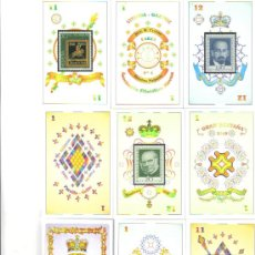 Barajas de cartas: BARAJA ESPAÑOLA DE FILATELIA/COMPENDIO DE FILATELIA CLASICA-AÑO 2004. Lote 26397682