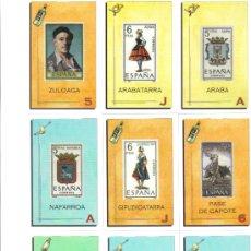 Barajas de cartas: BARAJA ESPAÑOLA DE FILATELIA- FILATELIA TEMATICA-AÑO 2003.-. Lote 37808352