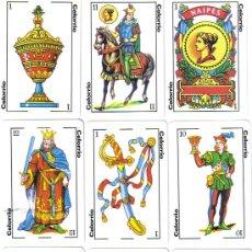 Barajas de cartas: BARAJA ESPAÑOLA DE CELORRIO-AÑO 2000. Lote 32442758