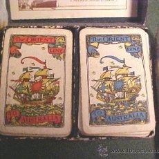Barajas de cartas: BARAJA NAIPES MARINERO BARCO. Lote 27304668