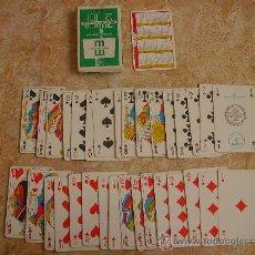 Barajas de cartas: BARAJA DE CARTAS PÓKER DE LA MARCA HÉRON (FRANCIA). CARTAS DE LUXE. JUEGO DE 32.. Lote 27261108
