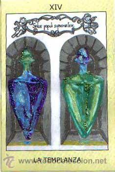 Barajas de cartas: la templanza - Foto 2 - 27308573