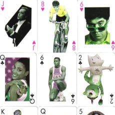 Barajas de cartas: BARAJA POKER DE PACES-AÑO 1999. Lote 27363002