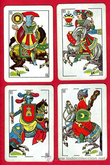 Barajas de cartas: BARAJA ESPAÑOLA 1936 ,HIJOS DE HERACLIO FOURNIER, ORIGINAL, 40 NAIPES, VER FOTOS ADICIONALES - Foto 11 - 27498852