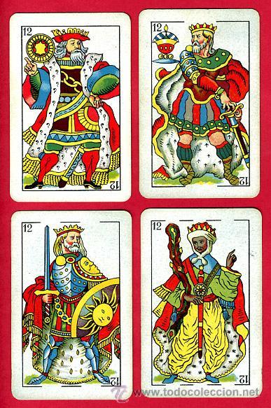 Barajas de cartas: BARAJA ESPAÑOLA 1936 ,HIJOS DE HERACLIO FOURNIER, ORIGINAL, 40 NAIPES, VER FOTOS ADICIONALES - Foto 12 - 27498852