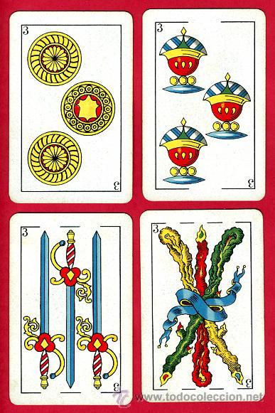 Barajas de cartas: BARAJA ESPAÑOLA 1936 ,HIJOS DE HERACLIO FOURNIER, ORIGINAL, 40 NAIPES, VER FOTOS ADICIONALES - Foto 5 - 27498852