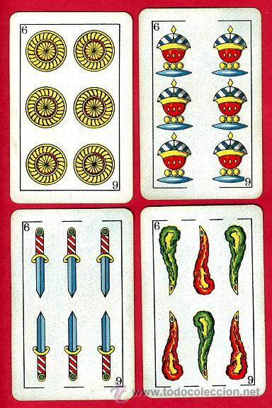 Barajas de cartas: BARAJA ESPAÑOLA 1936 ,HIJOS DE HERACLIO FOURNIER, ORIGINAL, 40 NAIPES, VER FOTOS ADICIONALES - Foto 8 - 27498852