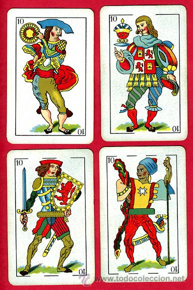 Barajas de cartas: BARAJA ESPAÑOLA 1936 ,HIJOS DE HERACLIO FOURNIER, ORIGINAL, 40 NAIPES, VER FOTOS ADICIONALES - Foto 10 - 27498852