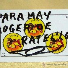 Barajas de cartas - RARA BARAJA, 7 ENCUENTRO INTERNACIONAL DE MAGIA, ALMUSAFES 1999, AUTOGRAFIADA, MAGO RATEL-LO - 27438437