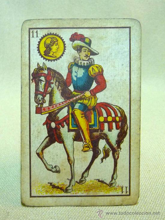 Barajas de cartas: ANTIGUA BARAJA SIMEON DURA, VALENCIA, TIMBRE 30 CENTIMOS, INCOMPLETA, DORSO ROJO, 31 NAIPES - Foto 10 - 24669216