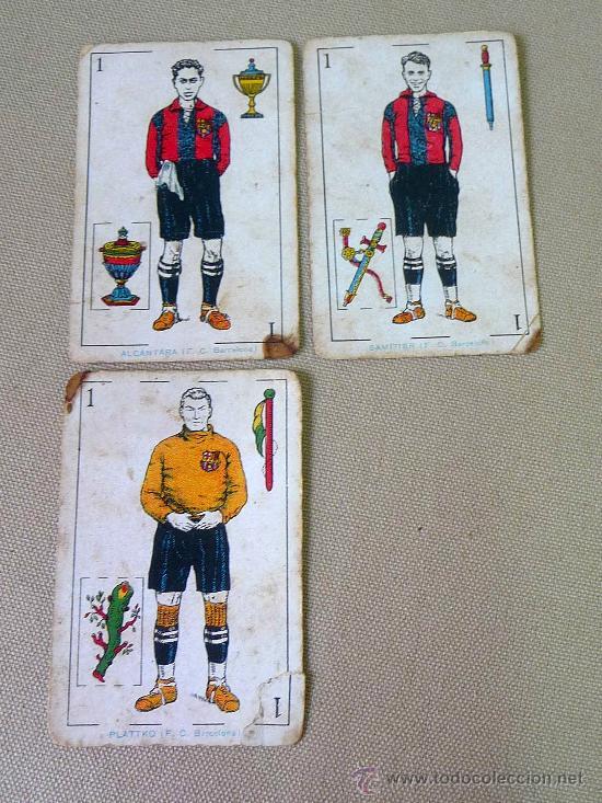 Barajas de cartas: BARAJA DE FUTBOL, CROMOS, CHOCOLATES AMATLLER, INCOMPLETA, 1930s - Foto 2 - 24644158