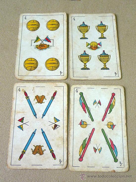 Barajas de cartas: BARAJA DE FUTBOL, CROMOS, CHOCOLATES AMATLLER, INCOMPLETA, 1930s - Foto 5 - 24644158