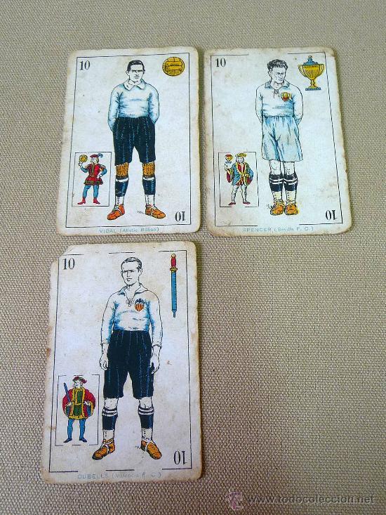 Barajas de cartas: BARAJA DE FUTBOL, CROMOS, CHOCOLATES AMATLLER, INCOMPLETA, 1930s - Foto 9 - 24644158