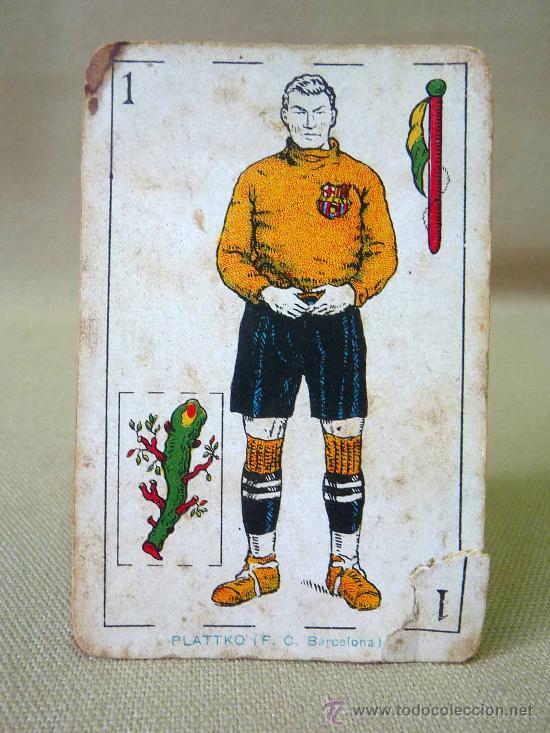 Barajas de cartas: BARAJA DE FUTBOL, CROMOS, CHOCOLATES AMATLLER, INCOMPLETA, 1930s - Foto 11 - 24644158