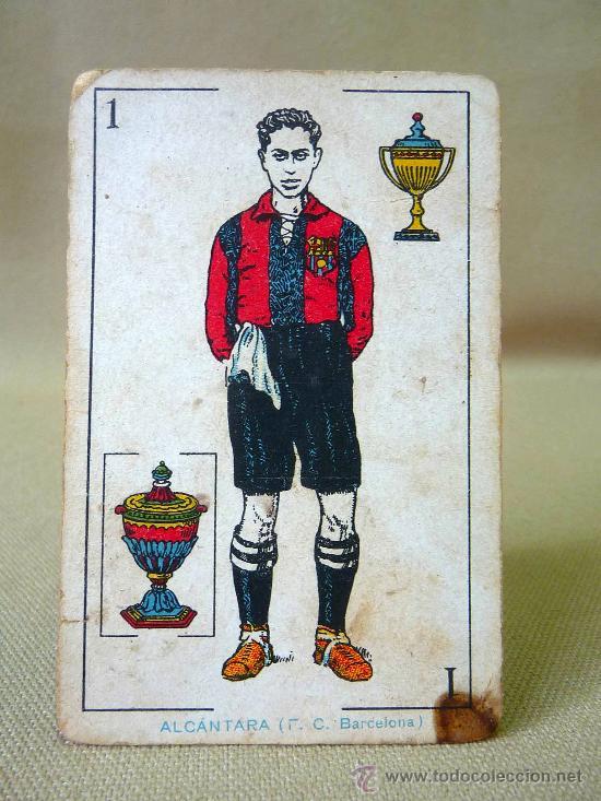 Barajas de cartas: BARAJA DE FUTBOL, CROMOS, CHOCOLATES AMATLLER, INCOMPLETA, 1930s - Foto 13 - 24644158