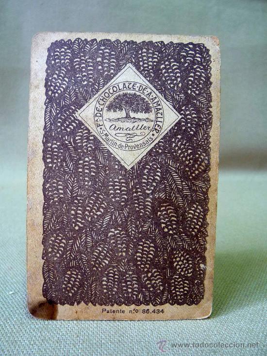 Barajas de cartas: BARAJA DE FUTBOL, CROMOS, CHOCOLATES AMATLLER, INCOMPLETA, 1930s - Foto 14 - 24644158