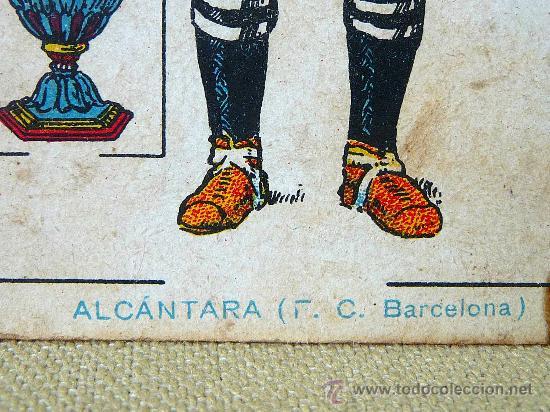 Barajas de cartas: BARAJA DE FUTBOL, CROMOS, CHOCOLATES AMATLLER, INCOMPLETA, 1930s - Foto 15 - 24644158
