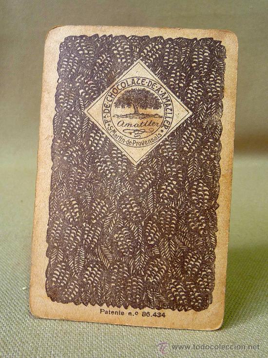 Barajas de cartas: BARAJA DE FUTBOL, CROMOS, CHOCOLATES AMATLLER, INCOMPLETA, 1930s - Foto 19 - 24644158