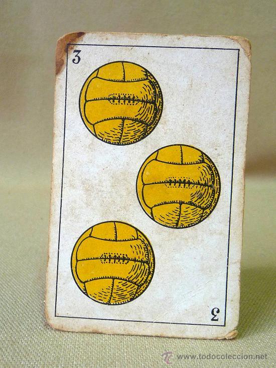 Barajas de cartas: BARAJA DE FUTBOL, CROMOS, CHOCOLATES AMATLLER, INCOMPLETA, 1930s - Foto 20 - 24644158